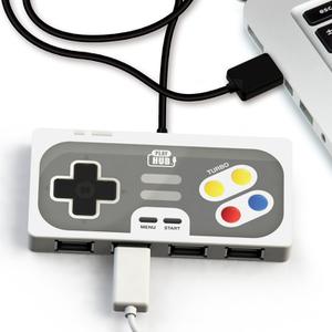 Superhubs Playhub 4 Point USB Hub