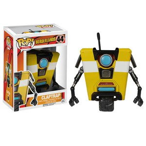 Borderlands Clap Trap Funko Pop! Figur