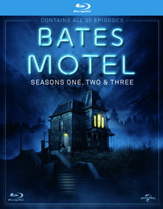 Bates Motel - Season 1-3