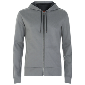 HUGO Men's Dowler Zip Hoody - Grey