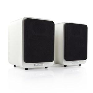 Ruark Audio MR1 Active Bluetooth Speakers - Soft White