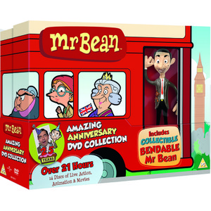 Mr Bean 25th Anniversary Boxset