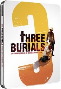 Los tres entierros de Melquiades Estrada - Steelbook Exclusivo de Edición Limitada