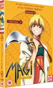Magi The Kingdom of Magic - Season 2 Part 2