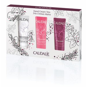 Caudalie Hand Cream Trio (Worth £18.00)