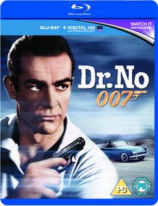 Dr. No (Includes HD UltraViolet Copy)