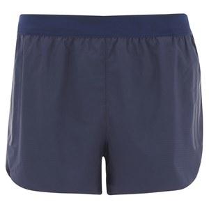 adidas Men's Adizero Split Running Shorts - Grey