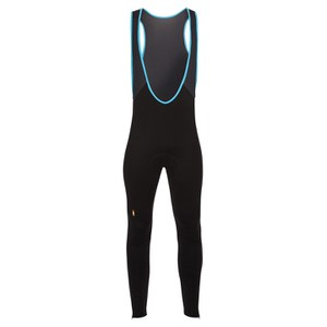 Look [LM]MENT Bib Tights - Black/Blue