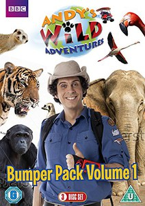 Andy's Wild Adventures - Bumper Pack Vol 1