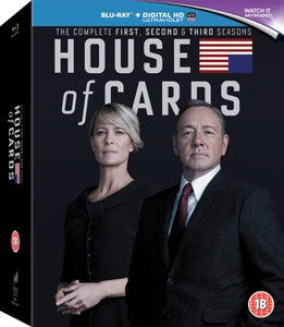 House Of Cards - Temporada 1-3 (Ultraviolet incl.)