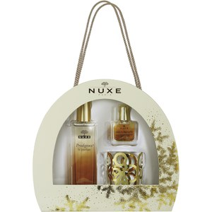 NUXE Prodigieux® Perfume, Dry Oil and Bracelet Gift Set (Worth £47.70)