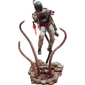 Hot Toys Star Wars Return Of The Jedi Boba Fett Deluxe Version 1:6 Scale Figure