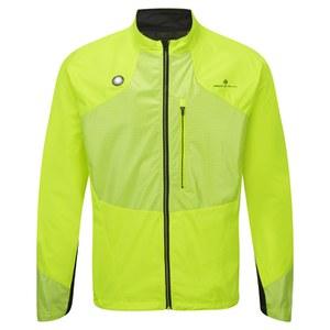RonHill Men's Vizion Lumen Jacket - Yellow/Black