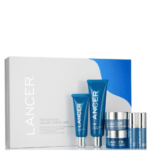 Set de Viaje Lancer Skincare The Method Deluxe