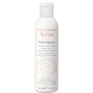 Avène Antirougeurs Cleansing Milk Bottle (300ml)
