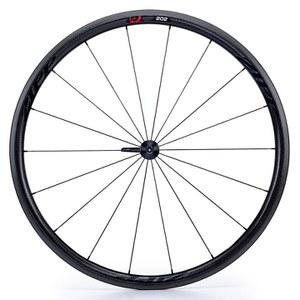 Zipp 202 Firecrest Carbon Clincher Rear Wheel 2016 - Black Decal