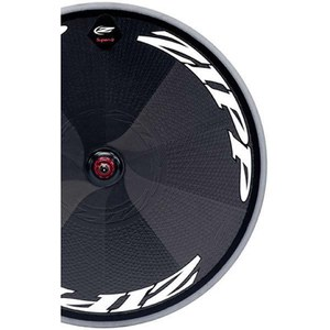 Zipp Super-9 Tubular Track Disc Rear Wheel - White Decal