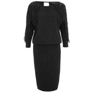 Gestuz Women's Crystal Dress - Black