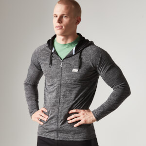 Myprotein Men's Performance Zip Top - Black