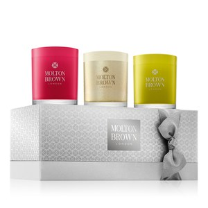 Molton Brown Festive Signature Candle Set (Worth £75.00)