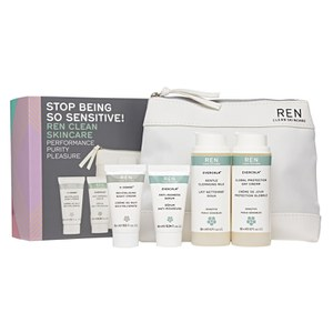 REN Stop Being So Sensitive Gift Set (Worth £52.00)