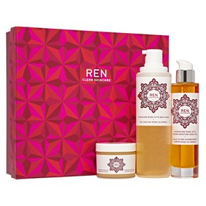 REN Luxury Moroccan Rose Collection Gift Set (Worth £59.26)