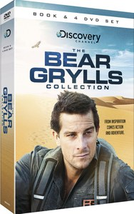 The Bear Grylls Collection (Includes Book)