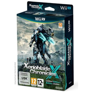 Xenoblade Chronicles X Limited Edition Pack