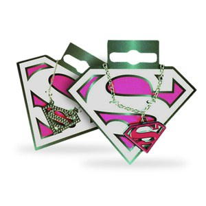 Super Girl Necklace
