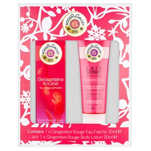 Roger&Gallet Gingembre Rouge Coffret (30ml)