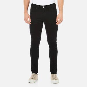 Religion Men's Biker Jeans - Black