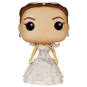 The Hunger Games Katniss Wedding Dress Funko Pop! Figuur