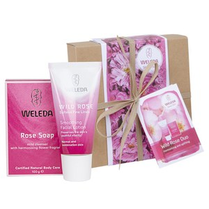 Weleda Wild Rose Duo Gift Box