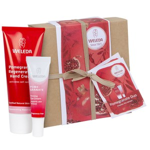 Weleda Pomegranate Duo Gift Box