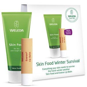Weleda Winter Rescue Kit