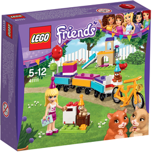 LEGO Friends: Feesttrein (41111)