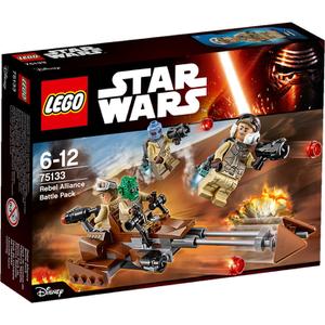 LEGO Star Wars: Rebel Alliance Battle Pack (75133)