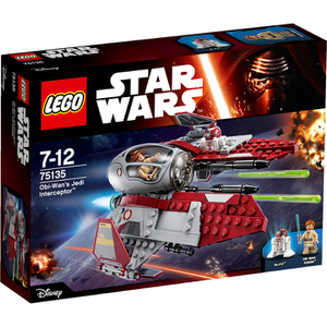 LEGO Star Wars: Obi-Wan's Jedi Interceptor™ (75135)