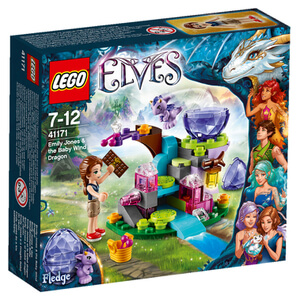 LEGO Elves: Emily Jones and the Baby Wind Dragon (41171)