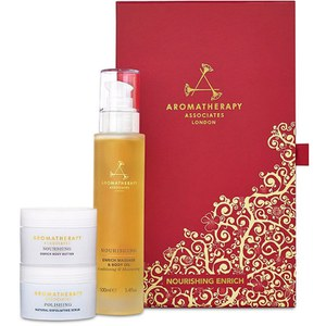 Aromatherapy Associates Nourishing Enrich Christmas Gift Set
