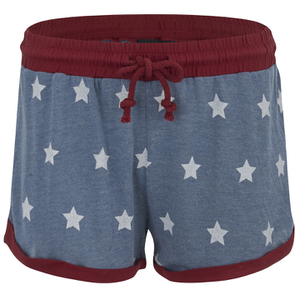 MINKPINK Women's Head in the Stars Shorts - Multi