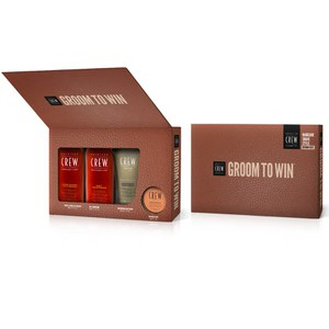 American Crew Winning Choice Defining Paste Gift Set (Worth £45.00)