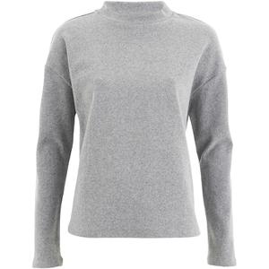 Selected Femme Women's Maja Sweatshirt - Light Grey Melange