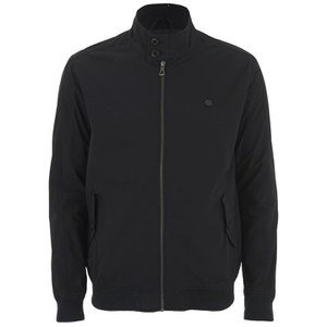 Threadbare Men's Dibble Harrington Jacket - Black