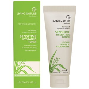 Living Nature Sensitive Hydrating Toner (100ml)