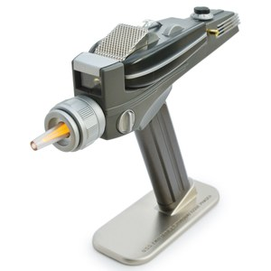 The Wand Company Star Trek Phaser Remote