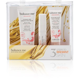 Balance Me 3 Steps to Radiant Skin Gift Set