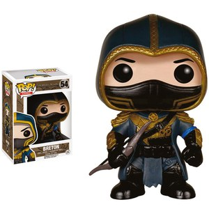 The Elder Scrolls vs. Skyrim Breton Funko Pop! Figuur