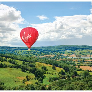 Celebration Gift Package Hot Air Balloon Ride for Two