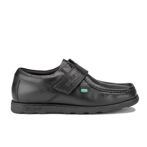 Kickers Men's Fragma Strap Shoes - Black